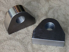 Weld on BOW Shackle Mounts D-ring bumper winch for 3/4 inch d-ring anchor mounts