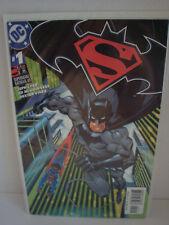 DC COMICS: SUPERMAN/BATMAN ISSUE #1-11 (OCTOBER 2003-AUGUST 2004) NM