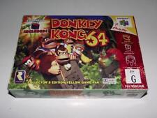 Donkey Kong 64 Nintendo 64 N64 Boxed PAL