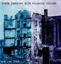 PARANOID VISIONS/STEVE IGNORANT NOW AND THEN NEW VINYL RECORD