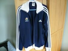 Official Referee's Adidas Track Suit Top Euro 2012 Poland/Ukraine Mike Mullarkey