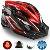 Shinmax Cycle Helmet with LED Light,CE Certified,Specialized Cycle Bike Helmet