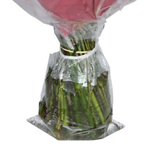 20 x Fresh Flower Water Bags Bouquet Aqua Corsage Buttonholes Stay Fresh