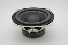 1pc 4.5''-5'' 4Ohm 4Ω 30W Woofer Bass Audio Speaker Auto Car Home Loudspeaker