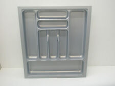 Cutlery Tray Insert/ Drawer Tidy 620 mm x 550 mm x 54 mm, rigid plastic