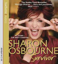 Sharon Osbourne Survivor: My Story - The Next Chapter by Sharon Osbourne (CD-Au…