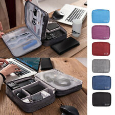 Travel Cable Organizer Accessories Gadget Bag Portable USB Charger Case Storage
