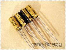 30Pcs Nichicon (fine gold) FG Series 10uF/16V Audio Electrolytic Capacitor