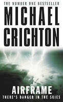 Airframe by Michael Crichton (Paperback, 1998)