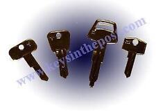 Land rover clé coupe pour numéro ou photo 90 110 130 defender