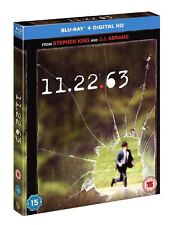 11.22.63 [Includes Digital Download] [2016] [Region Free] (Blu-ray)
