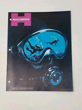 1971 Healthways Catalog- Vintage Scuba Diving - Great Shape!