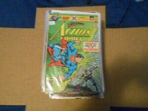 Action Comics #464 (Oct 1976, DC) 8.0 VF