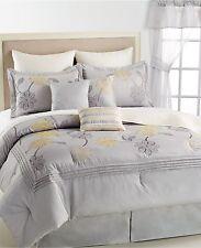 Pem America Cora 22 (21) Piece Cal King Comforter Set MSRP $500 O046