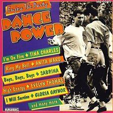 Dance Power Tina Charles, Anita Ward, Sabrina, Evelyn Thomas ('Masquerade.. [CD]
