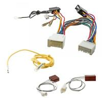 Parrot Bluetooth Handsfree Car Audio SOT Lead Wiring for Mitsubishi Pajero