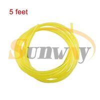 5feet Fuel Hose Petrol Pipe 3mm x 5mm Strimmer Chainsaw Brushcutter Hedgetrimmer