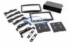 Scosche GM2500B Single/Double DIN Installation Dash Kit for Select 2004-Up GM
