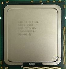 Intel Xeon E5520 Quad Core 2.26GHz 5.86GT/s QPI 8MB L3 CPU Cache Processor