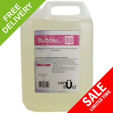 FX Lab Professional DJ Disco Party Bubble Machine Fluid 5L