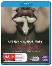 American Horror Story - Coven : COMPLETE Season 3 : Blu-Ray region B
