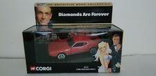 "Corgi 02101 Ford Mustang Mach I - James Bond ""Diamonds are Forever"" 1:36 NIB!!"