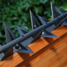Stegastrip® Fence Wall Spikes Garden Security, Intruder deterrent Anti Climb cat