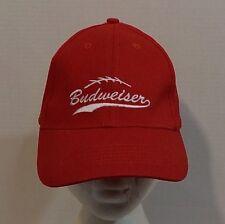 Budweiser Beer NFL Promotion Baseball Truckers Hat Cap
