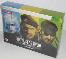 Metal Gear Solid HD Collection : Limited Edition UK Exclusive Zavvi Xbox 360 NEW