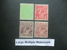 KGV Stamps:  Variety Mint  -  Must Have  (h297)