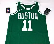 Nike Kyrie Irving Boston Celtics Icon Edition Kelly Green Jersey Youth Medium