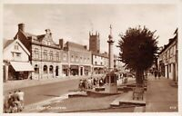 Vintage Real Photo Postcard, 1948 High Street, East Grinstead, Sussex AI6