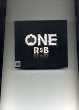 MINISTRY OF SOUND - ONE R&B - RIHANNA TINIE TEMPAH CALVIN HARRIS - 3 CDS - NEW!!
