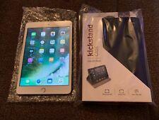 Apple iPad mini 3 64GB, Wi-Fi, 7.9in - gold / white with warranty