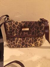 Beautiful RELIC Women's Handbag/Crossbody Leopard print Small