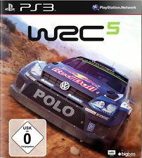 SONY PS3 WRC 5 - FIA World Rally Championship PlayStation 3 Rally Racing Rennen