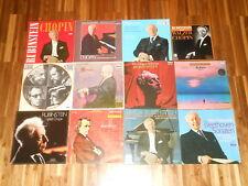 Artur Rubinstein – Piano – SAMMLUNG – 16 LPs –  BEETHOVEN Concertos CHOPIN