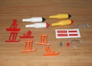 Dinky 351 SHADO UFO Interceptor Reproduction Parts - Choose from List