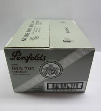 Penfolds Bin 707 1996 Cabernet Sauvignon Unopened 6-Pack