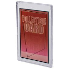 Ultra Pro Recessed Snap Card Holder, For Standard collectible cards, (1 Holder)