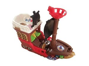 VTech Toot and Friends Kingdom Pirate Ship Toy