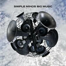 Big Music-Deluxe Box von Simple Minds (2014)