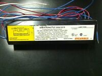Osram Sylvania QT2X59/120-IS 2 Lamp Fluorescent T8 Electronic Ballast 120V