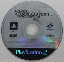 Jeu seul PRO EVOLUTION SOCCER 2 pes 2 pour playstation 2 PS2 de foot ball loose