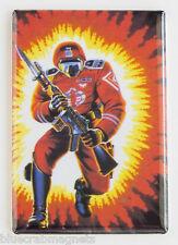 Crimson Guard FRIDGE MAGNET (2 x 3 inches) gi joe g.i. moc 3 3/4 cobra