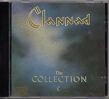 "CLANNAD ""THE COLLECTION"" CD 1987 k-tel"