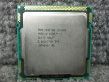 Intel Core i3-540 3.06GHz 4MB/2.5 GT/s SLBTD LGA1156 Processor