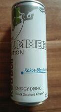 Red Bull Summer Edition Kokos Blaubeere Full Voll 250ml Can 1 Dose Energy Drink