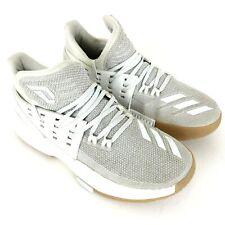 Adidas Damian Lillard Dame 3 White Gum BW0323 Basketball Shoes Size 6.5 US
