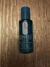 Clinique  Rinse-Off Eye Makeup Solvent  Travel Size   2 oz / 60ml